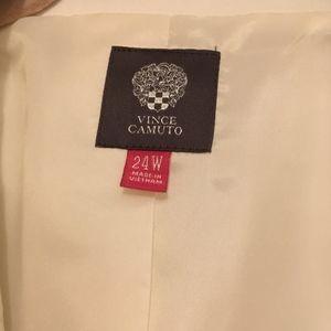 6e87dd4e3cf Vince Camuto Jackets   Coats - Vince Camuto Women s Plus-Size One Button  Blazer
